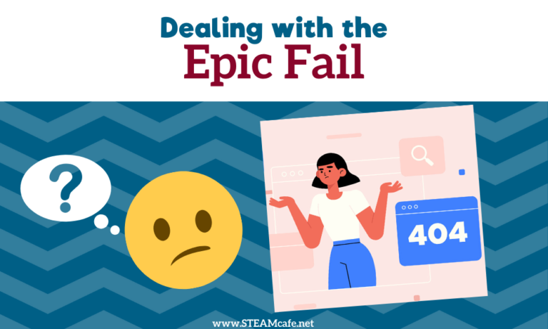 Overcoming Epic Fail