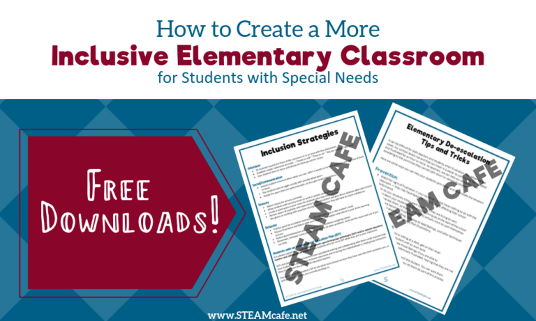 Inclusive Elementary Classroom